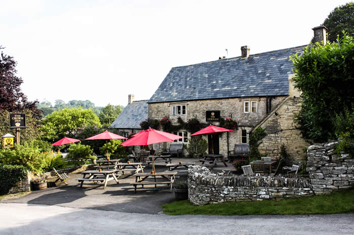 The Crown Inn Frampton Mansell The Perfect Traditional